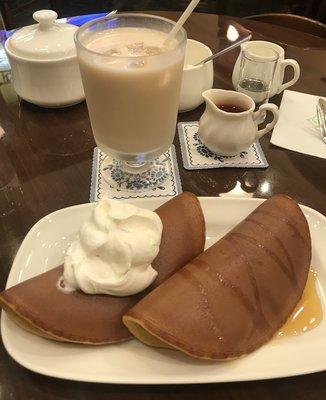 文明堂茶館 ル・カフェ