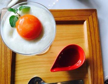 とろっっっとろ!【新・横浜名物の生プリン】西洋館でいただく今注目のスイーツを実食。