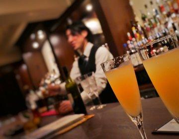 【新宿・飲み放題】バーテンダーにオーダーもOK!初心者にもオススメ「日比谷Bar」がお得すぎる♡