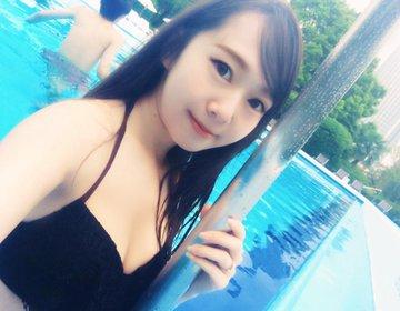 大迫力の東京タワー! 【東京プリンスホテル ガーデンプール】絶好のロケーションでオトナの夏デート♡