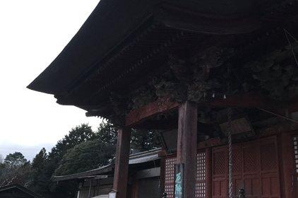 観音教寺(芝山仁王尊)