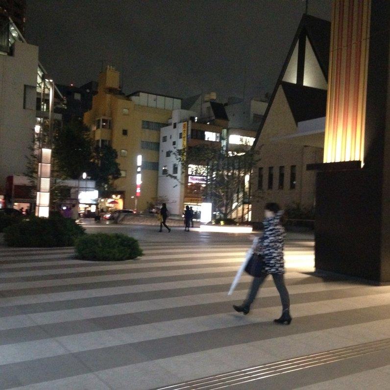 飯田橋 サクラテラス