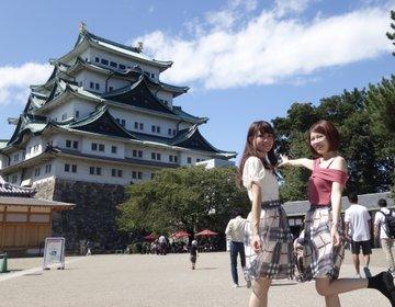 さくっと名古屋城行ってみたら楽しかった!2時間あれば見られます。名古屋デートにもオススメ♡本丸御殿
