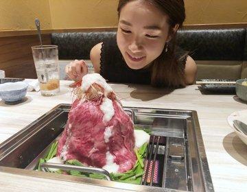 上野女子会おすすめ【黒毛和牛・肉タワー鍋】駅前おすすめ居酒屋
