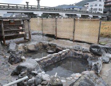 鳥取・三朝温泉(みささおんせん)世界屈指のラドン泉のひなびた温泉街を歩く