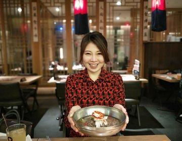 韓国冷麺を品川駅で。駅徒歩1分にある本格的な韓国料理専門店「吾照里」でディナータイム