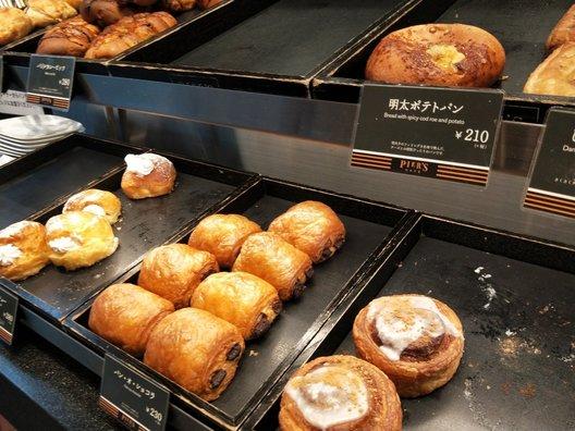 ピアーズカフェ 西武新宿店