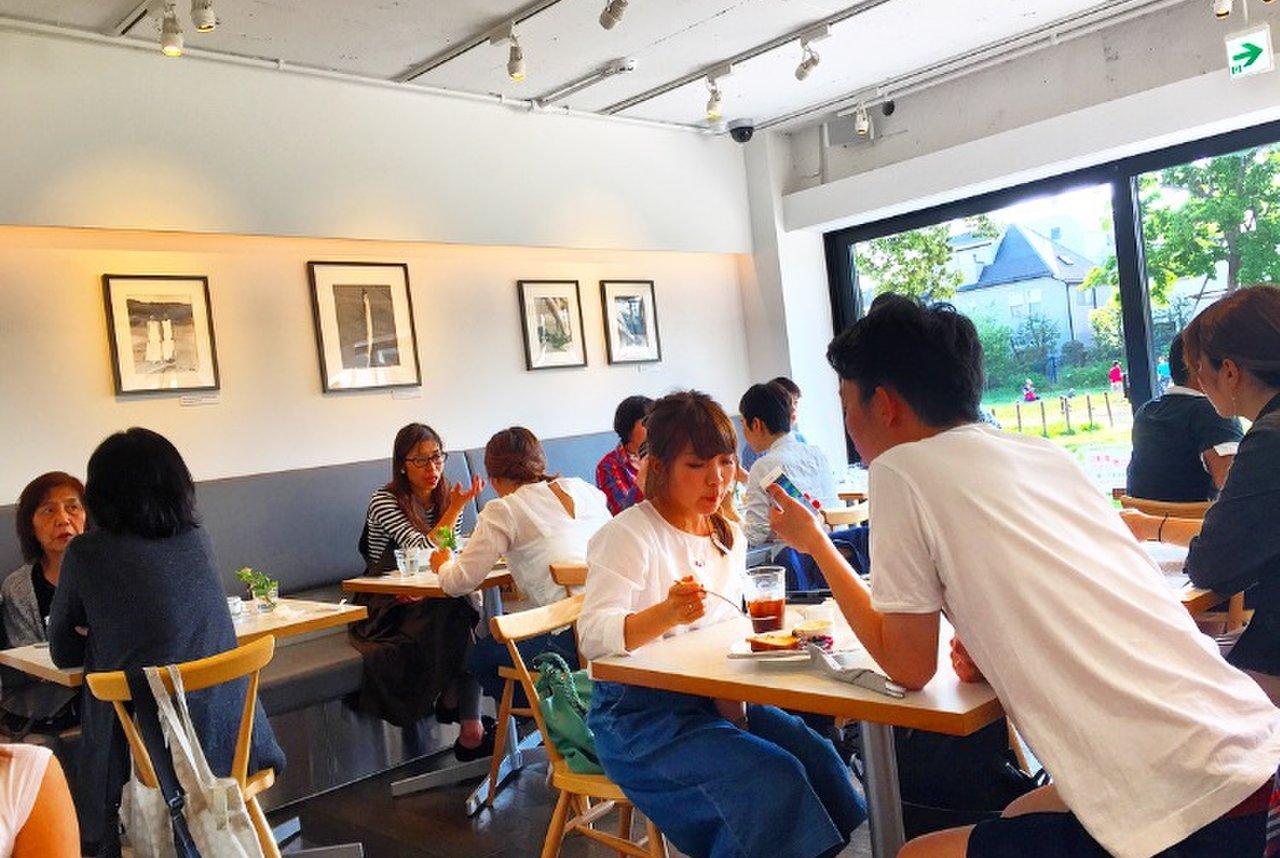 マーガレット・ハウエル 吉祥寺 SHOP & CAFE