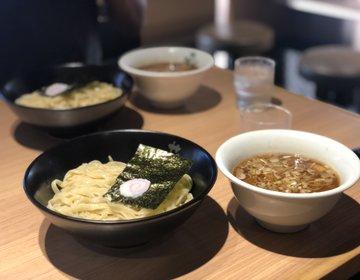 スープまで美味しいつけ麺『せたが屋』アクアシティお台場おすすめらーめん