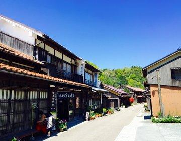 【1日で巡ろう】中国地方にある世界遺産石見銀山でサイクリング!