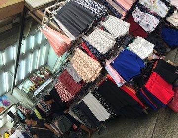 まじ爆買したい人必見!バンコクのプラトゥーナーム市場がすごすぎる!♡
