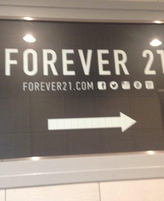 FOREVER21 札幌大通店