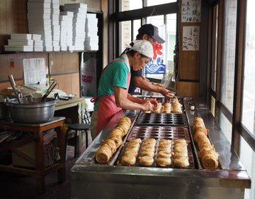 【千葉】銚子に来たら絶対寄りたい!今川焼のお店「さのや」さんは、かき氷もおすすめ♪