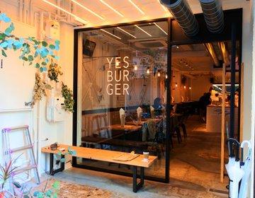 【本町・穴場】ランチにおすすめ!靱公園で味わえる絶品ハンバーガーのお店♡