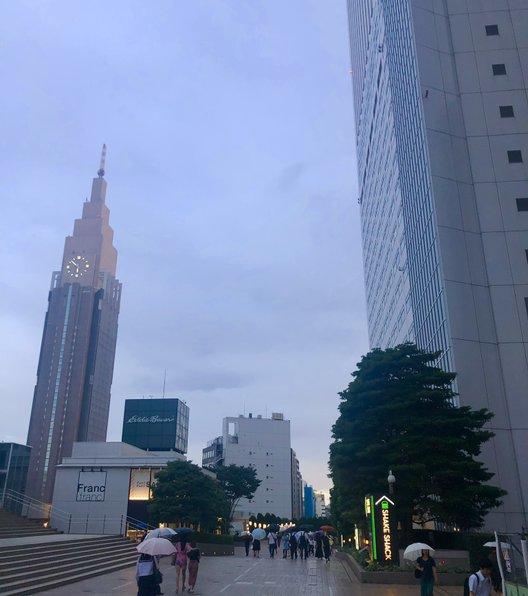 新宿サザンテラス