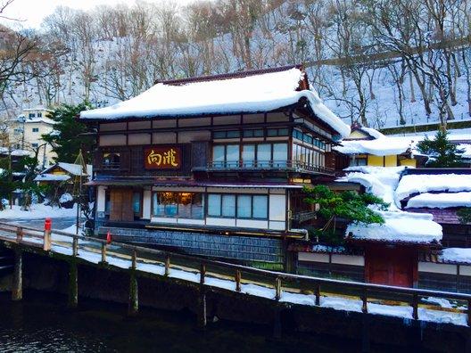 東山温泉観光協会