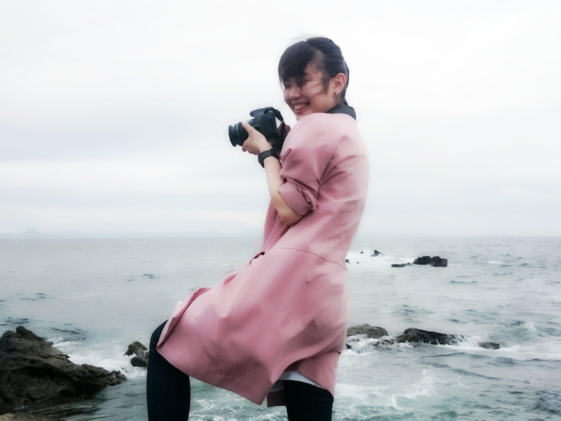 【美少女が見たのはゴジラ!?】夏のおでかけ・ドライブデートにもってこいな三浦半島は城ヶ島で海を満喫♪