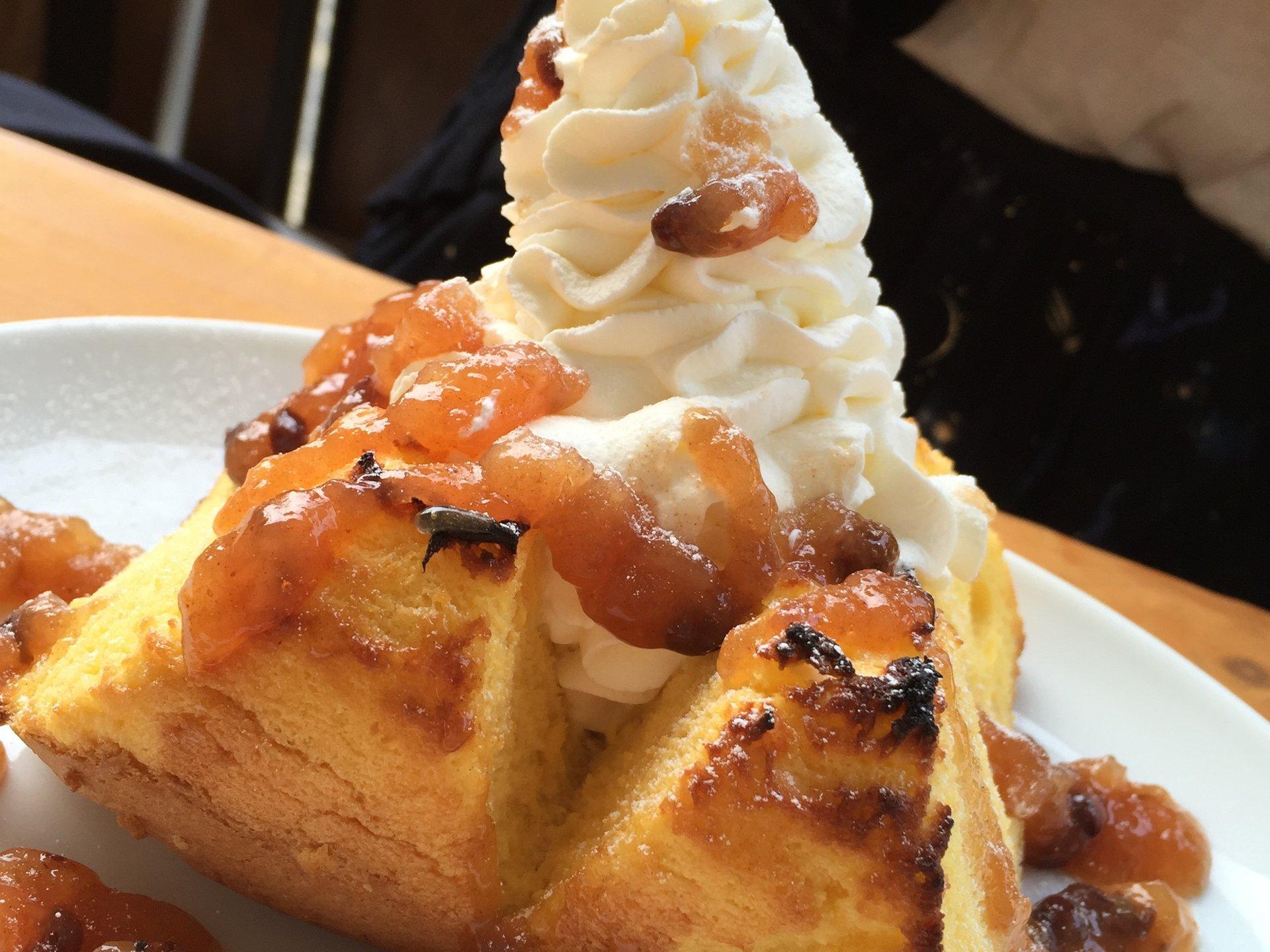 【渋谷/松濤カフェ】生クリーム大好きな人集まれ♪たっぷり生クリームとバターで焼いたシフォンケーキが◎