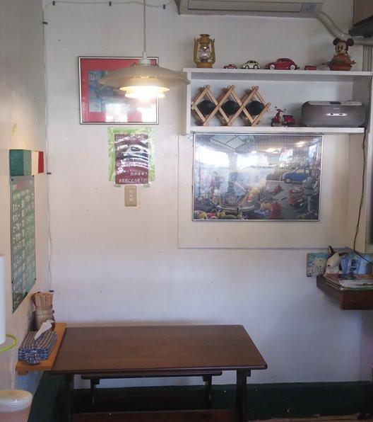 鉄路喫茶 風あざみ/Jimmy's キッチン