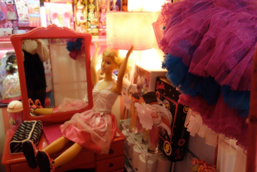 ピンク ホリデー