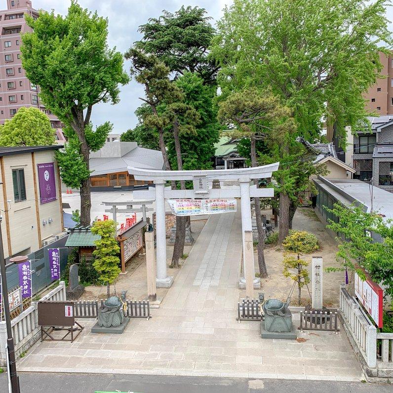 香取神社(亀有)