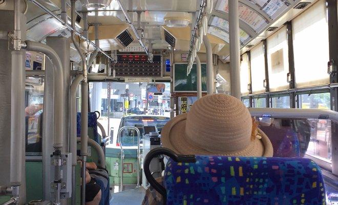 甲府駅前(高速・連絡バス)