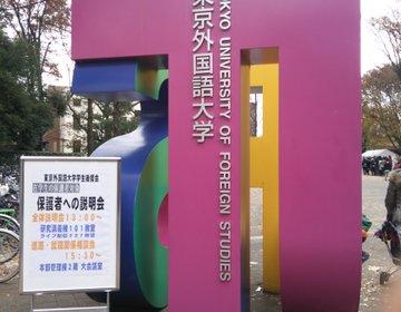 【東京外国語大学】学園祭一番人気!?外語祭で各国料理を堪能する!