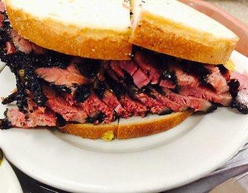 【ニューヨークでガッツリ肉レストラン】ニューヨークでアメリカンなお肉ご飯