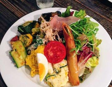 【福岡】スコーンも大人気!「オオカミの口」で新鮮な糸島野菜を堪能