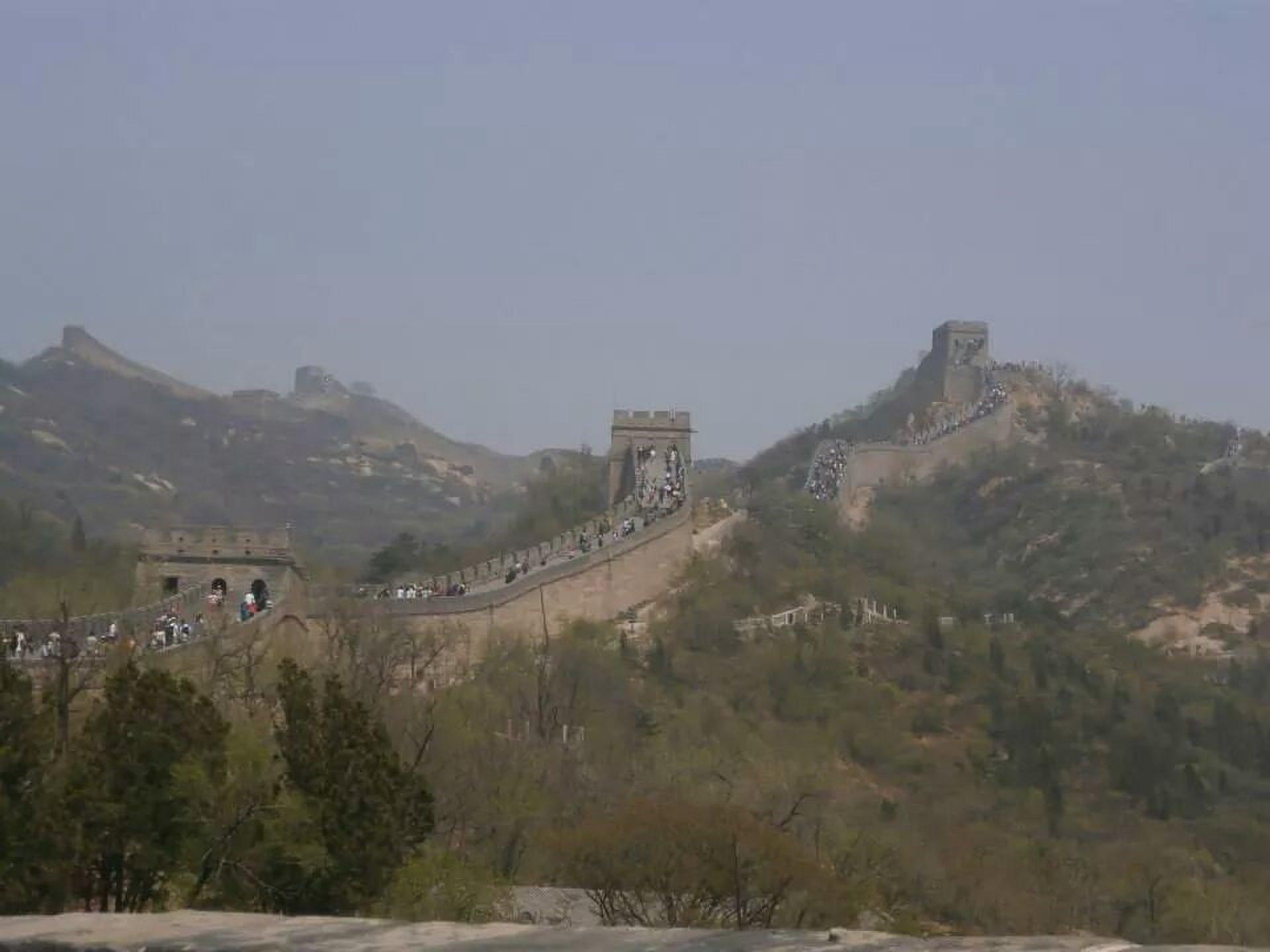 【八達嶺長城】壮大な世界遺産!万里の長城に行ってみた【中国】