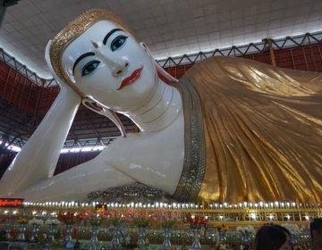 【ミャンマー・ヤンゴン】海外旅行ツウに!ほんとにおススメの旅行先♪ツアーは嫌だ!安い!予約なしOK!