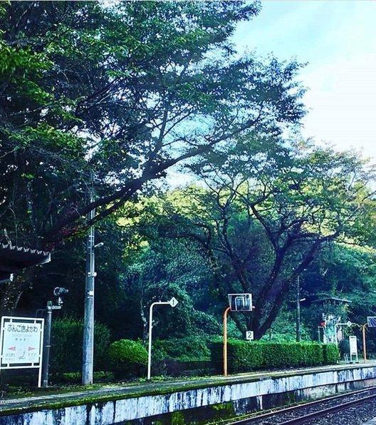 豊後清川駅