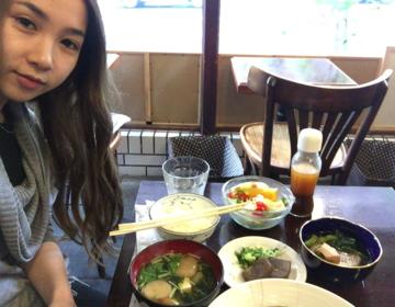 池尻大橋980円ランチ『ジン・ジンカフェ』お洒落なカフェでコスパ良し!