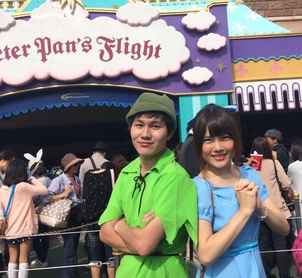 ピーターパン空の旅 (Peter Pan's Flight)
