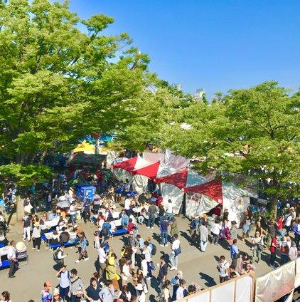 代々木公園 イベント広場