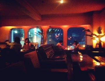 恵比寿駅近【雰囲気◎】ムーディーな隠れ家穴場カフェ!ソファあり。デートや女子会に パイルカフェ