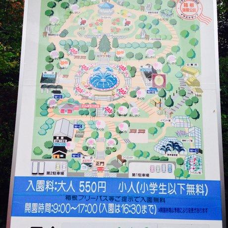 箱根強羅公園