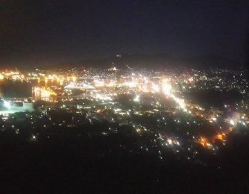 長崎県佐世保市より、佐世保在住の私がオススメする市街地から車で20分以内で行ける夜景スポット4選