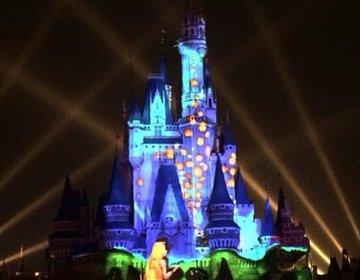 ディズニーランドでシンデレラ城が魔法の絵本に大変身【ワンスアポンタイム】夏のおすすめもご紹介