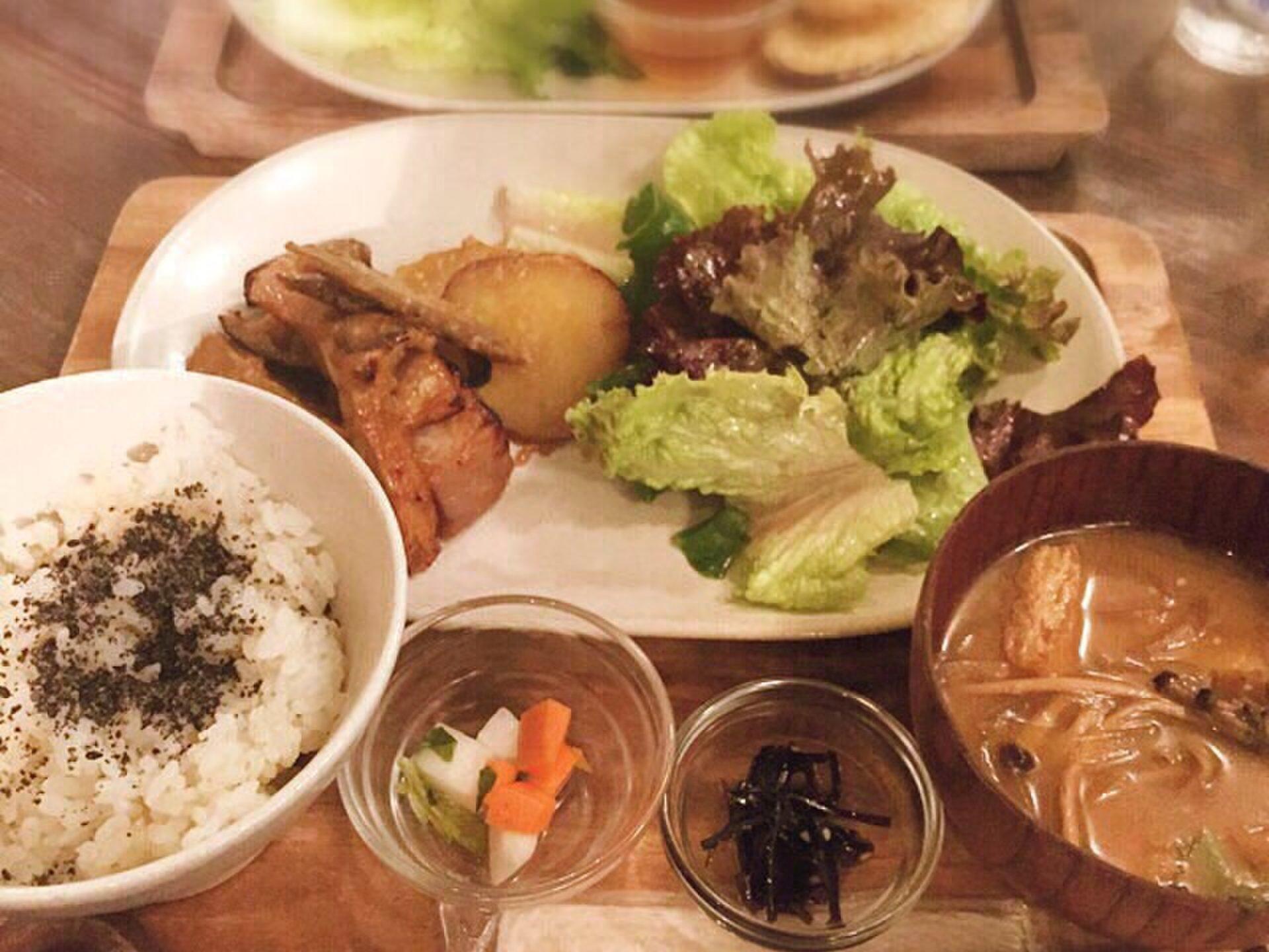 ママにおすすめ!渋谷なのに、落ち着いた空間で無農薬野菜が食べれる☆【デイライトキッチン 】