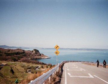 【瀬戸内の島◎豊島】フィルムカメラと旅する檸檬(レモン)の島