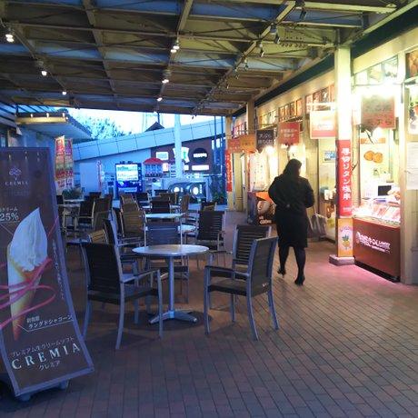 基山パーキングエリア(下り線)ショッピングコーナー