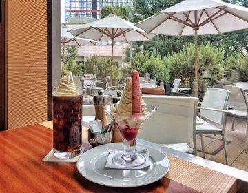 ここ東京?と思わせる海外感カフェ♡港区おすすめテラス席のあるカフェ