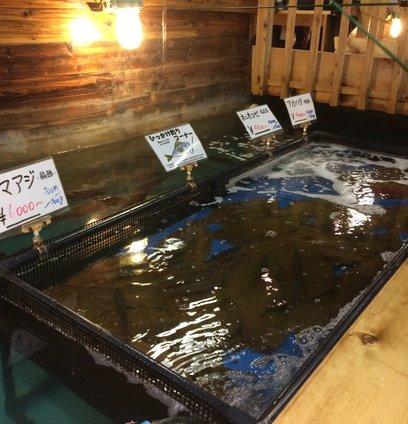 釣船茶屋 ざうお 新宿店