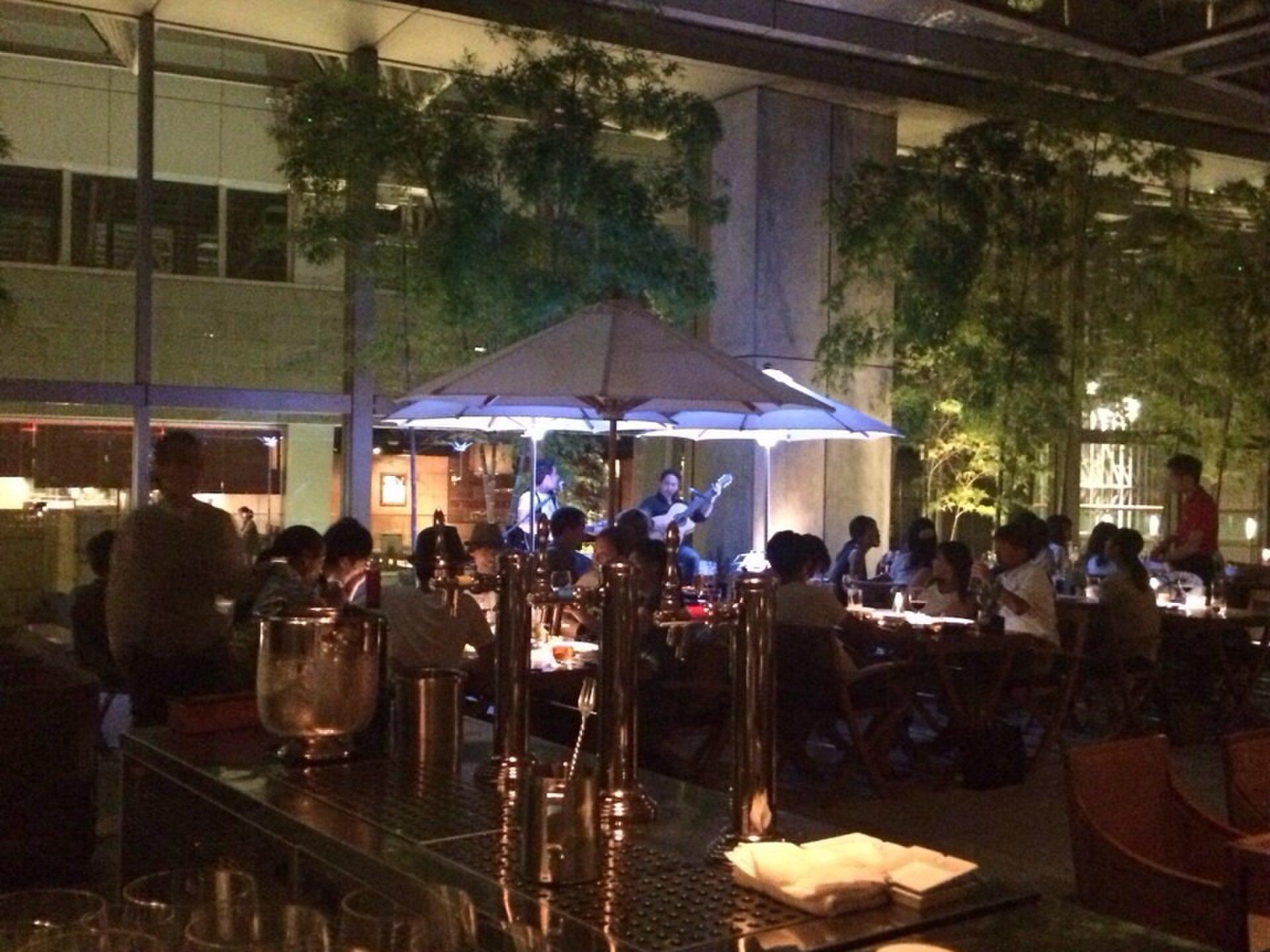 【六本木・オークドア・ステーキ】夜景を見ながら、300gのアメリカンサイズステーキを堪能!