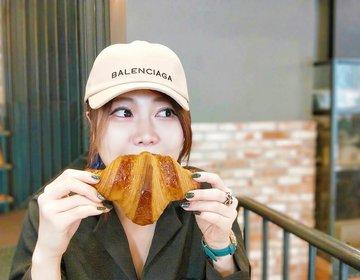 生きてて1番おいしいクロワッサンに出会ってしまったから困った。韓国お洒落な激ウマパン屋さん