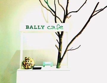【銀座】まるで都会のオアシス!!バリーカフェでフォトジェニックな空間を堪能しよう!