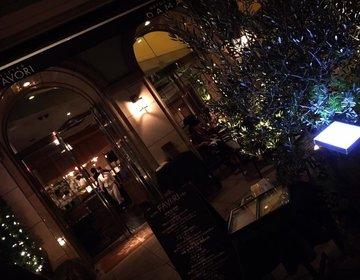 まるでパリの街角♪代官山にあるおしゃれでモダン・リュクスな洋館でロマンティックなディナー♡