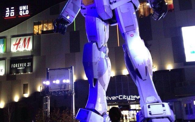 ダイバーシティ東京 プラザ フェスティバル広場
