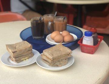朝過ごすシンガポール生活はこんな感じ!500円以下コピティアムで朝食♡